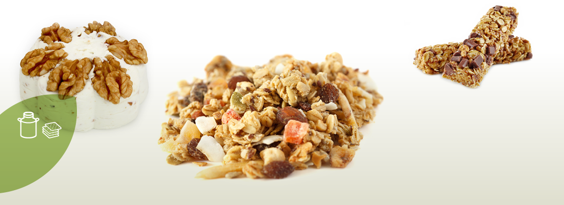 Cerealien & Milchprodukte